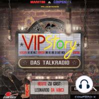 VIPStory - Das Talkradio, Folge 1