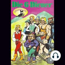 Gebrüder Grimm, Die sechs Diener / Der goldene Vogel / Die zertanzten Schuhe