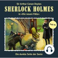 Sherlock Holmes, Die neuen Fälle, Fall 41