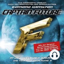 Captain Future, Die Herausforderung, Folge 3: In der Welt der Ozeane