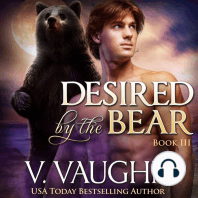 Desired by the Bear - Book 3