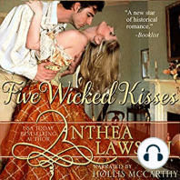 Five Wicked Kisses