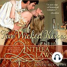 Five Wicked Kisses: A Tasty Regency Tidbit