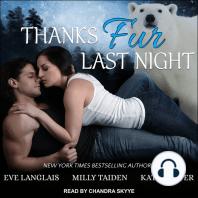 Thanks Fur Last Night