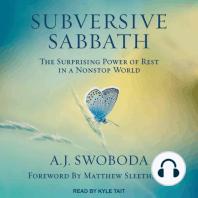 Subversive Sabbath