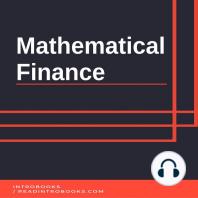 Mathematical Finance