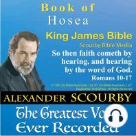 The Book of Hosea