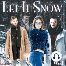 Let It Snow: A Friendly MMF Menage Tale