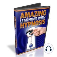 Hypnosis to Heighten Your Learning Ability