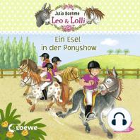 Leo & Lolli. Ein Esel in der Ponyshow: Folge 4