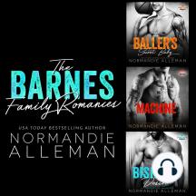 Barnes Family Romances, The: (Books 1-3)