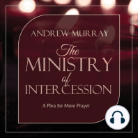The Ministry of Intercession