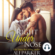 Right Under My Nose: A Billionaire Single Father Love Story