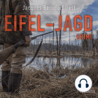 Eifel-Jagd - Kriminalroman aus der Eifel (Ungekürzt)