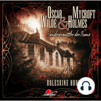 Oscar Wilde & Mycroft Holmes, Sonderermittler der Krone, Folge 21