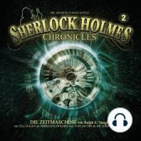 Sherlock Holmes Chronicles, Folge 2