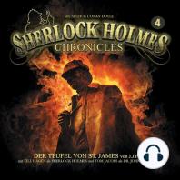 Sherlock Holmes Chronicles, Folge 4