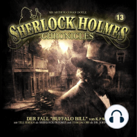 Sherlock Holmes Chronicles, Folge 13