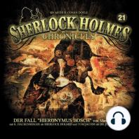 Sherlock Holmes Chronicles, Folge 21