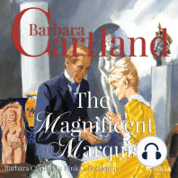 Magnificent Marquis, The - Barbara Cartland's Pink Collection 75 (Unabridged)