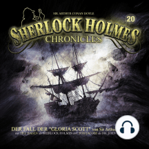 "Sherlock Holmes Chronicles, Folge 20: Der Fall der ""Gloria Scott"""