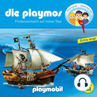 Die Playmos - Das Original Playmobil Hörspiel, Folge 33