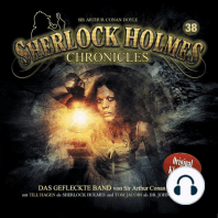 Sherlock Holmes Chronicles, Folge 38