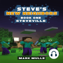 Steveville: An Unofficial Minecraft Diary Book for Kids Ages 9 - 12 (Preteen)