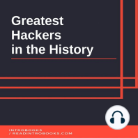 Greatest Hackers in the History