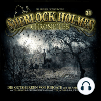 Sherlock Holmes Chronicles, Folge 31