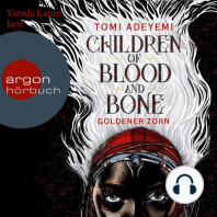 Children of Blood and Bone - Goldener Zorn (Ungekürzte Lesung)