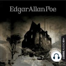 Edgar Allan Poe, Sammelband 7: Folgen 19-21