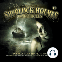 Sherlock Holmes Chronicles, Folge 11