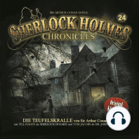 Sherlock Holmes Chronicles, Folge 24