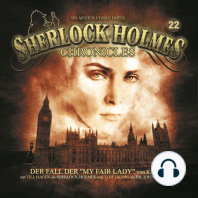 Sherlock Holmes Chronicles, Folge 22