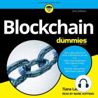 Blockchain for Dummies: 2nd Edition