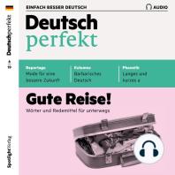 Deutsch lernen Audio - Gute Reise!