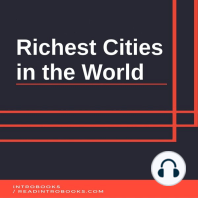 Richest Cities in the World