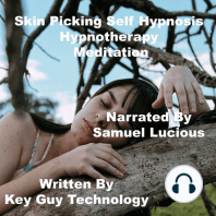 Skin Picking Self Hypnosis Hypnotherapy Meditation