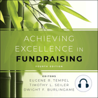 Achieving Excellence in Fundraising: 4th Edition