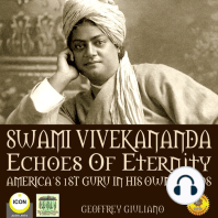 Swami Vivekananda Echoes of Eternity