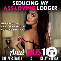 Seducing My Ass-Loving Lodger!