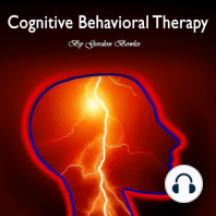 Cognitive Behavioral Therapy: Cognitive Behavioral Therapy: Workbook for Brain Development and Psychotherapy