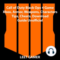 Call of Duty Black Ops 4 Game Xbox, Armor, Weapons, Characters, Tips, Cheats, Download, Guide Unofficial
