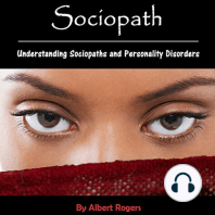 Sociopath: Understanding Sociopaths and Personality Disorders
