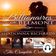 Billionaires of Belmont Complete Collection