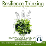 Resilience Thinking