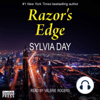 Razor's Edge: Shadow Stalkers, Book One