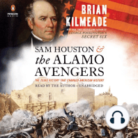 Sam Houston and the Alamo Avengers