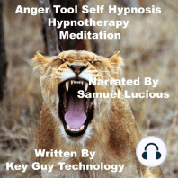 Anger Tool Self Hypnosis Hypnotherapy Meditation